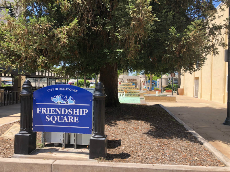 Bellflower Friendship Square