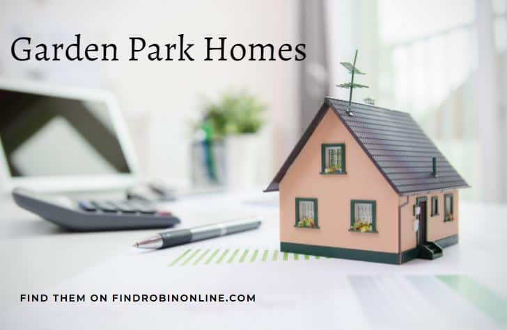 Garden Park Homes for Sale